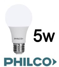 PHILCO LED 5W LUZ FRIA (40W)